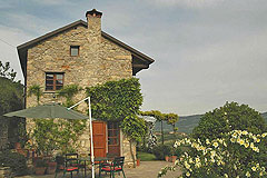 Cascina in vendita in Piemonte - Side of the property