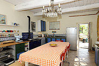 Cascina in vendita in Piemonte - Rustic style kitchen
