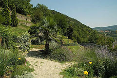 Italian Country Home for sale in Piedmont - Gardens