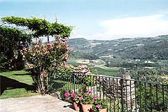 Cascina in vendita in Piemonte - Panoramic views from the property