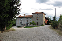 Luxury Country House for sale in Piemonte - Entrance to the property