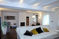 Luxury Country House for sale in Piemonte - Living area