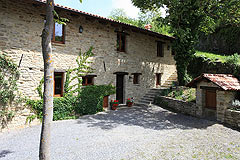 Restored Country Home for sale in Piemonte. - The property features Langhe stone