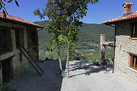Restored Country Home for sale in Piemonte. - Courtyard area