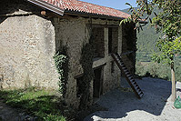 Restored Country Home for sale in Piemonte. - Restored barn opposite the main house