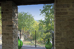 Restored Country Home for sale in Piemonte. - The barn features local stone