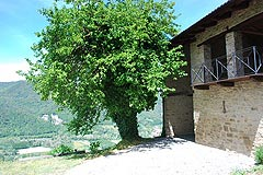 Restored Country Home for sale in Piemonte. - Entrance to the property