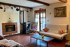 Rustico in vendita in Piemonte - Living area
