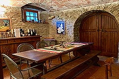 Rustico in vendita in Piemonte - Dining area