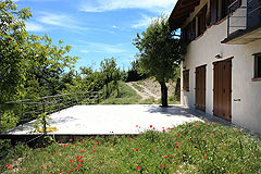 Country House for sale in Piemonte - Courtyard area