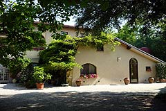 Successful and established business for sale in Piemonte, Italy. - Courtyard