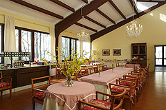 Successful and established business for sale in Piemonte, Italy. - Dining area