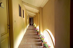 Successful and established business for sale in Piemonte, Italy. - Entrance to guest accommodation