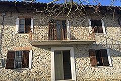 Rustico in vendita in Piemonte - Front view