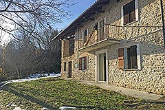 Rustico in vendita in Piemonte - Courtyard