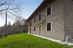 Rustico in vendita in Piemonte - Front view of the property