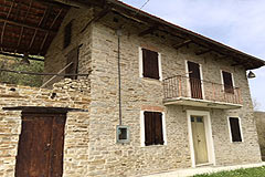 Rustico in vendita in Piemonte - The property is built from loacal stone