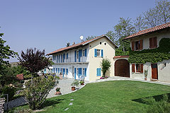 Country estate for sale in Piemonte Italy. - Country Estate for sale in Langhe, Piemonte Piedmont