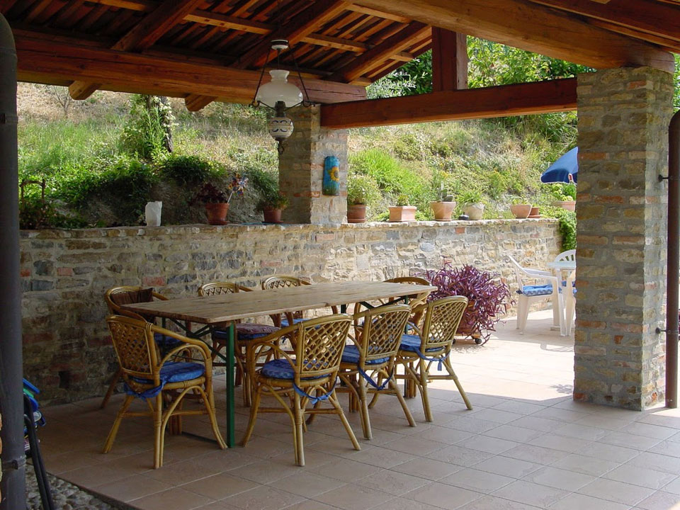Due prestigiose case di campagna in vendita in piemonte for Cottage di campagna francese in vendita