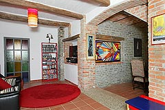 Country House for sale in Piemonte. - Living area