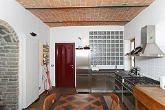 Country House for sale in Piemonte. - Kitchen