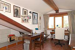 Casale in vendita in Piemonte - Master bedroom suite