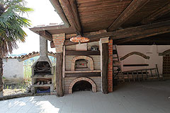 Country House for sale in Piemonte. - Bread/Pizza Oven