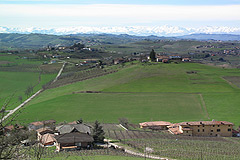 Italian Farmhouse Renovation Project with mountain views - Views from the property