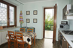 Country House for sale in the Langhe region (Piemonte) - Kitchen area