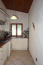 Casa indipendente in vendita in Piemonte - Kitchen on the upper level
