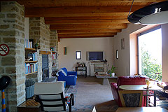 Country House in Piemonte, less then an hour from the coast. - Living area