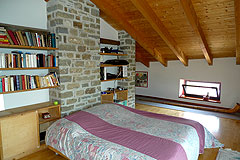 Country House in Piemonte, less then an hour from the coast. - Bedroom