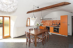 Exclusive  Property Investment - Kitchen and living area