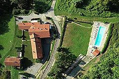 Casa in vendita in Piemonte - Residence and pool