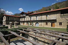 Langhe stone cottage within a small exclusive residence. - View of the estate