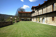 Casa in vendita in Piemonte - View of the estate