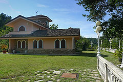 Luxury Home for sale in Piemonte. - Prestigious country house set within it's own private parkland with substantial indoor/outdoor swimming pool.