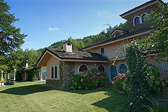Luxury Home for sale in Piemonte. - Front view of the property