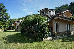 Luxus Villa zum Verkauf im Piemont(Piemonte). - View of the property