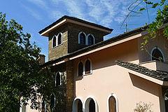 Luxus Villa zum Verkauf im Piemont(Piemonte). - The property features old Langhe stone