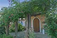 Luxus Villa zum Verkauf im Piemont(Piemonte). - Terrace area