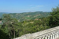 Luxus Villa zum Verkauf im Piemont(Piemonte). - Panoramic views from the property