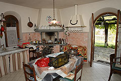 Luxury Home for sale in Piemonte. - Kitchen