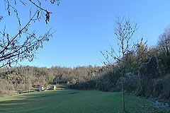 Group of Langhe Stone houses for sale in Piemonte. - View of the properties