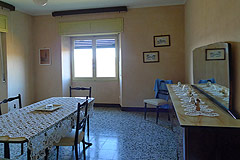 Group of Langhe Stone houses for sale in Piemonte. - Interior