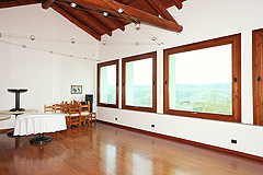 Country House with vineyard views for sale in Piemonte. - First floor  living area