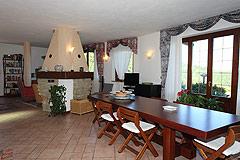 Prestigiosa  villa nelle vicinanze di Canelli - Living area