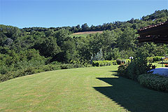 Prestigiosa  villa nelle vicinanze di Canelli - Garden area
