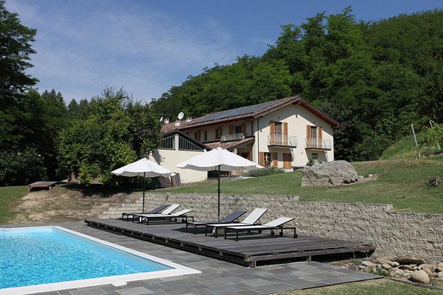 Casale di prestigio in vendita nella regione del - Piscina nizza monferrato ...