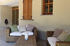 Landsitz mit Barbera d'Asti DOCG und Moscato DOCG Weinbergen zum Verkauf im Piemont Italien - Guest area